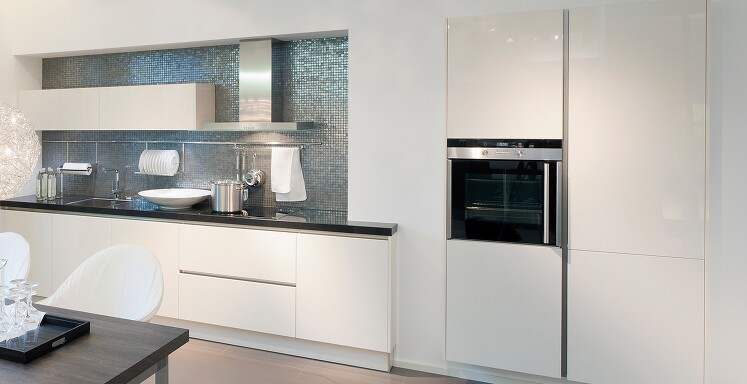 Küchenausstellung von Küchenstudio Stricker